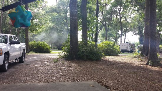 Very friendly clean close to downtown review of for Trailer rental savannah ga