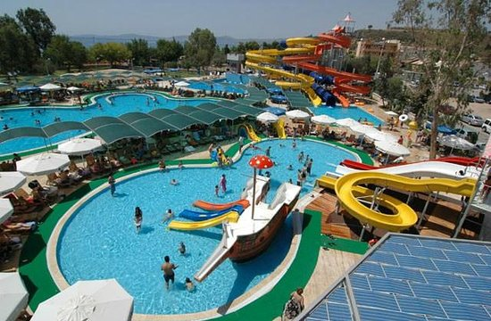 Piscine du club marmara cactus hotels club yal resort - Laguna piscine allemagne ...
