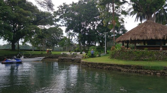 View From Bungalow At Madang Hotel Resort Picture Of
