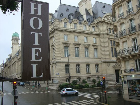 Breakfast picture of hotel diana paris tripadvisor for Hotel sorbonne paris