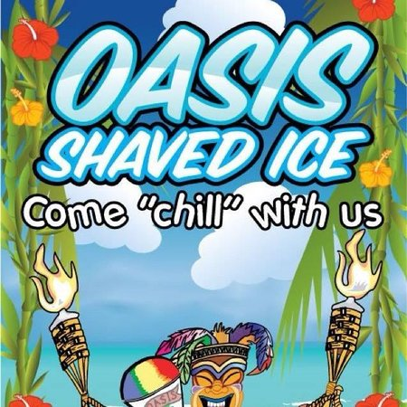 Oasis Shaved Ice Cocoa Beach Restaurant Reviews Phone