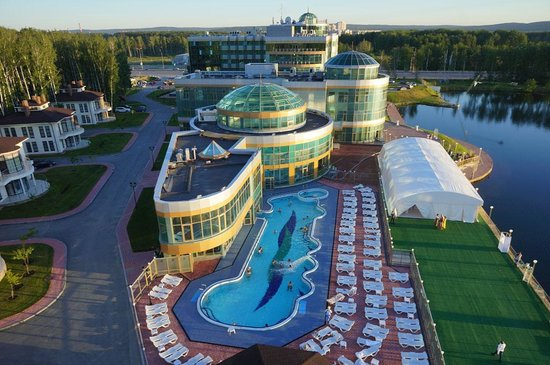 Photo of Ramada Yekaterinburg