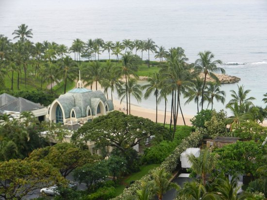 Wedding Chapel on Beach