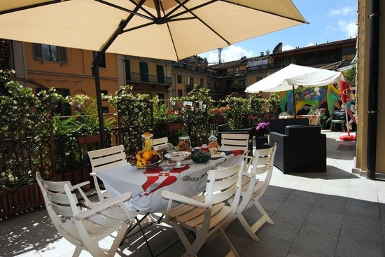 la terrazza di san salvario turin italy b b reviews On hotel san salvario torino