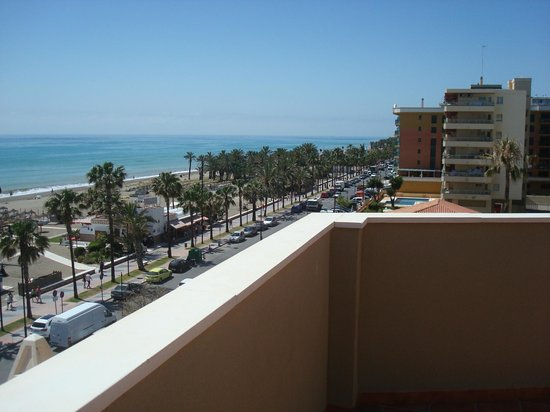 Sol Don Marco: Southerly View from bedroom balcony