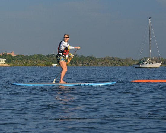 Paddleboard Titusville