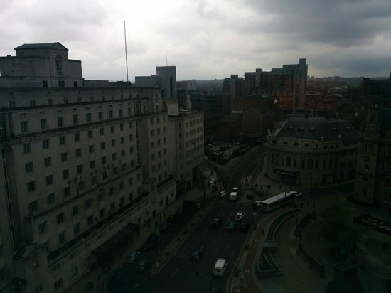 Park Plaza Leeds: View from 1007