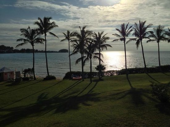 View From Breezes At Cambridge Beaches Resort The