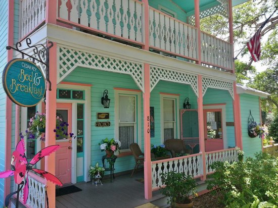 Bed And Breakfasts In Cedar Key Fl