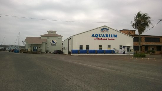 Aquarium at Rockport Harbor