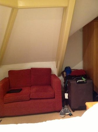 very small room picture of ellerthwaite lodge