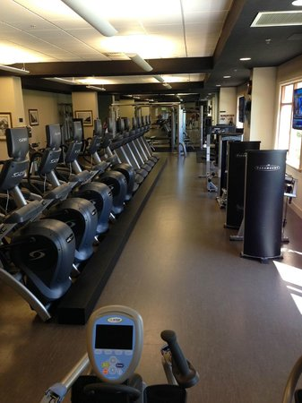 Fitness Room Picture Of Rosen Shingle Creek Orlando