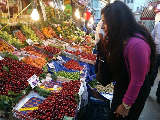 fruit shops - Picture of My Local Guide Istanbul Private Tours, Istanbul - Tr...
