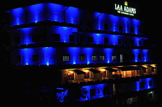 Laa Adams The Luxurious Living Hotel