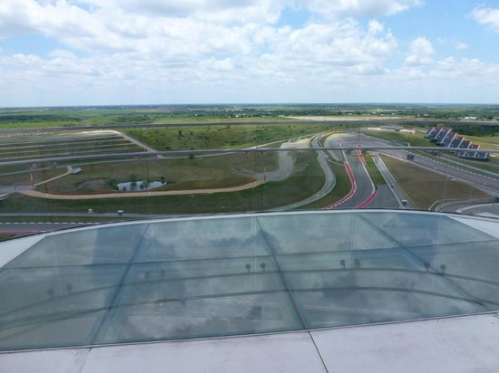 General admission area at Turn 11 - Picture of Circuit of The Americas, Austin - TripAdvisor