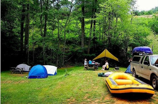 Turkey Creek Campground