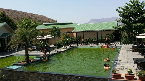 Lovely swimming pool - Picture of E&G Green Valley Spa Resort ...