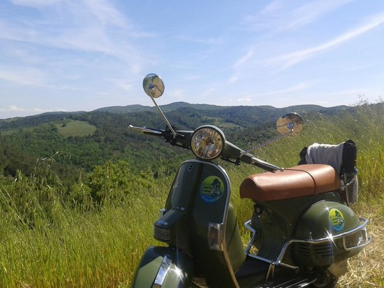 Umbria Scooter Rental