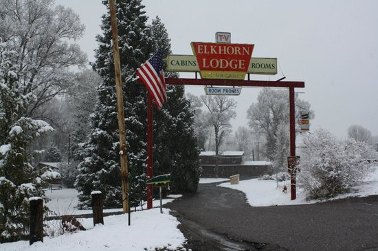 Photo of Elkhorn Lodge  Chama