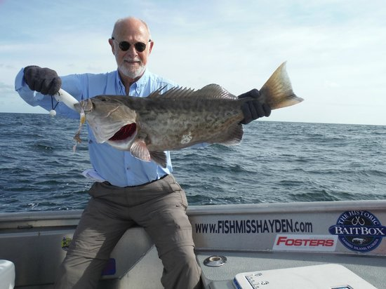Inshore bay or offshore deep sea fishing fort myers beach for Cape coral fishing report