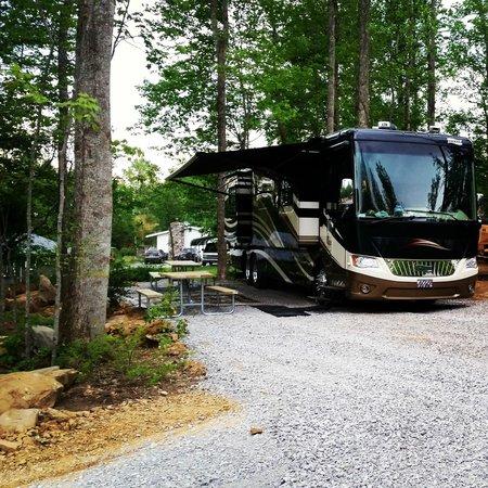 Smoky Mountain Premier RV Resort