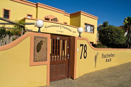 Photo of Guesthouse Fischreiher Swakopmund