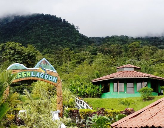 Photo of GreenLagoon Falls Park & Lodge La Fortuna