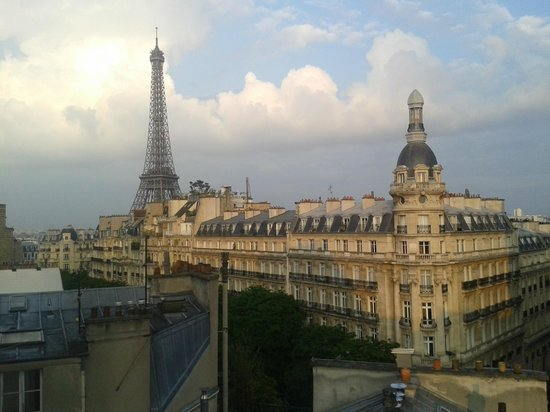 Maison FL: View from room 60!
