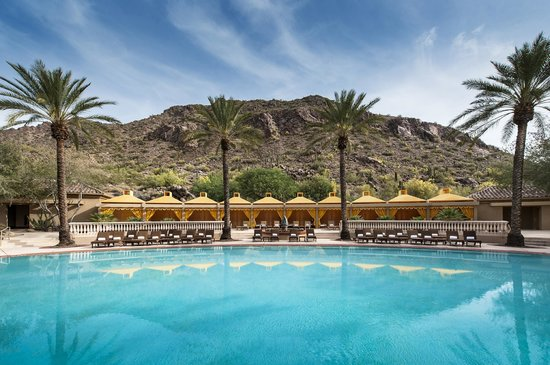 The Canyon Suites at The Phoenician: Canyon Suites Pool