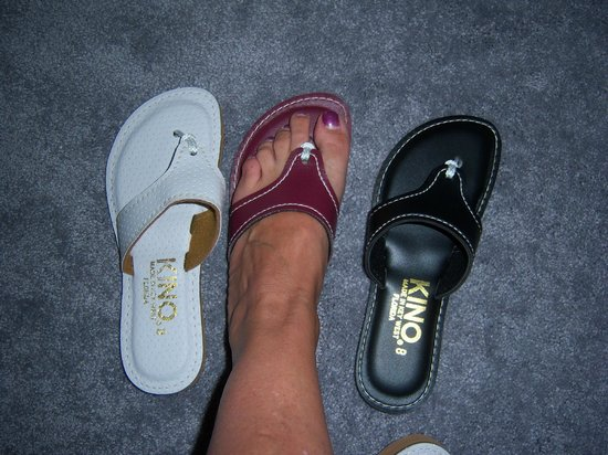 Love My Kino S Picture Of Kino Sandals Inc Key West