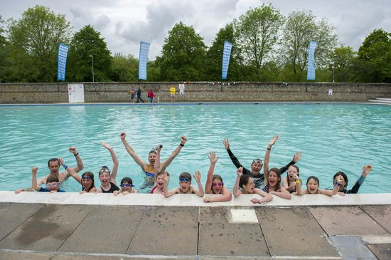 Pells Pool From The Deep End Picture Of Pells Pool Lewes Tripadvisor