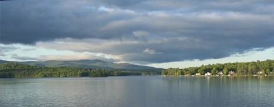 The Lake Picture Of Half Moon Motel Amp Cottages Weirs