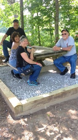 Cookeville, TN: An Eagle Scout's project. Thank-you!
