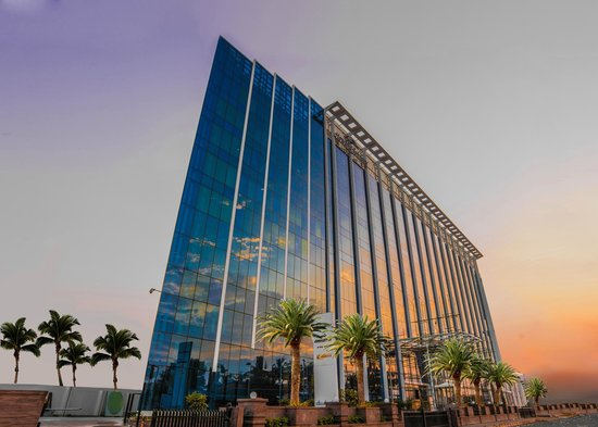 Howard Johnson Bengaluru Hebbal - Howard Johnson Bengaluru Hebbal is a 4-star venue positioned about 7 km from Indian Institute of Science. The hotel is housed in an 8 .