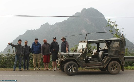 Vietnam Jeep Tours Vietnam Jeep Tours Day Tours