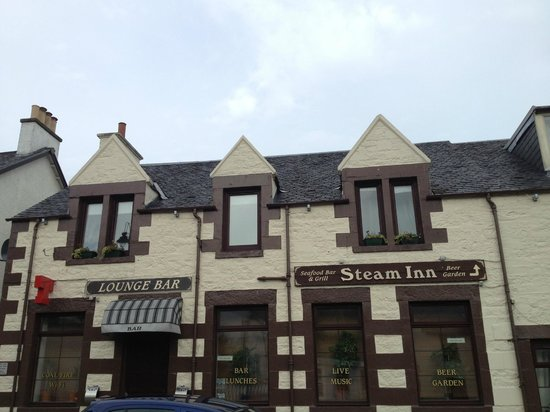 The Steam Inn