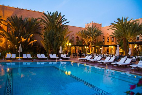 Photo of Hotel Le Berbere Palace Ouarzazate