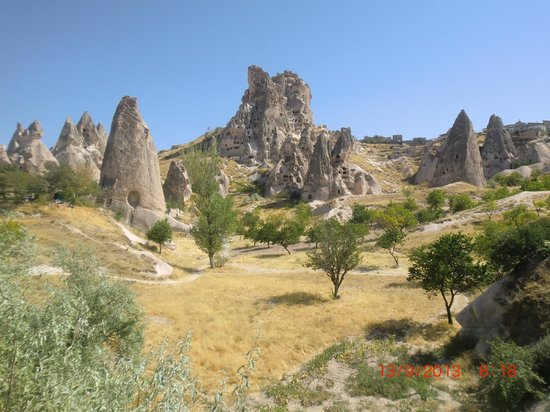 CAPPADOCIA - Picture of Goreme National Park, Goreme ...
