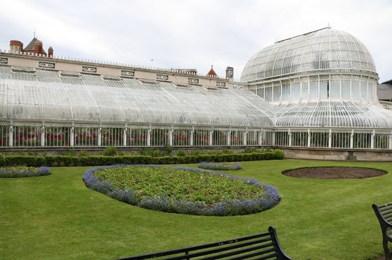 Photo Prise Palm House Botanic Gardens Belfast Tripadvisor