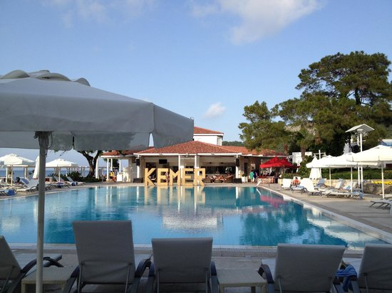 Piscine picture of club med kemer kemer tripadvisor for Piscine club med gym