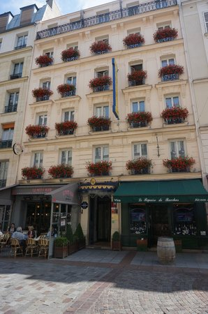 Grand Hotel Leveque Rue Cler Paris