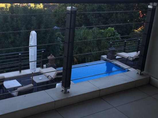 Endless Horizons Boutique Hotel: View from above