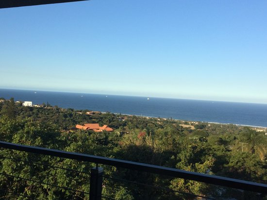 Endless Horizons Boutique Hotel: Room with a view