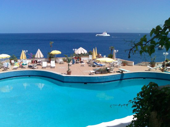 Carasco Sea Water Swimming Pool Picture Of Hotel Carasco Lipari Tripadvisor