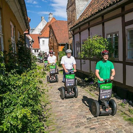 Segs - Segway Tours in Elsinore