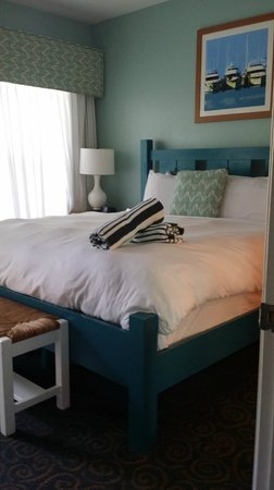 Parrot Key Hotel and Resort: Bedrooms