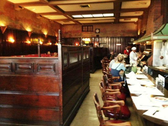 Restaurant historic interior picture of musso frank grill los angeles tripadvisor - Musso and frank grill hollywood ...