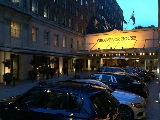 Tower Bridge Picture Of Grosvenor House A Jw Marriott