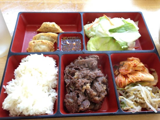 Excellent korean barbecue in memphis review of asiana for Asiana korean cuisine restaurant racine