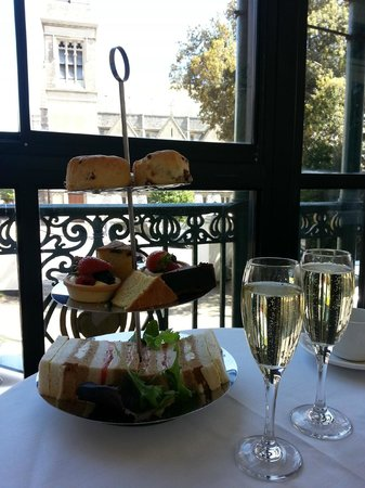 Norfolk Royale Hotel Bournemouth Afternoon Tea